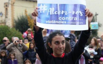 Els carrers de Cerdanyola es pintaran per rebutjar les violències masclistes