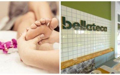 CONCURS! Guanya un dinar o un tractament de reflexologia podal amb BellaterraDiari