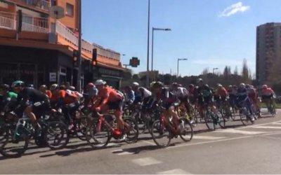VÍDEO | La Volta Ciclista a Catalunya pren els carrers de Cerdanyola