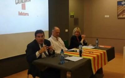 """Cuevillas: """"el 27 de maig ens hem de despertar amb Catalunya groga"""""""