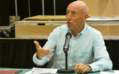 Jordi Macarulla presentarà el seu programa al Centre Cívic