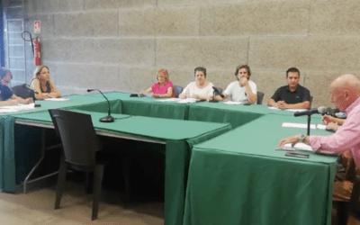[VÍDEO] Ple extraordinari de la Junta de Veïns de l'EMD pel Bar del Turó de Sant Pau