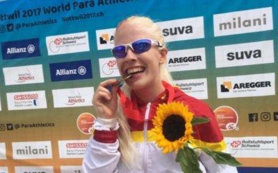 La bellaterrenca Meritxell Playà fa or i bronze en el Mundial Júnior d'atletisme