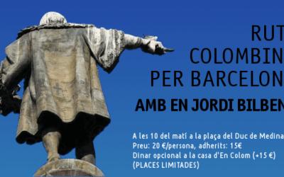 """Bellaterra per la Independència fa una """"Ruta Colombina"""" amb Jordi Bilbeny"""