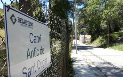 S'estudien canvis en el Camí Antic i el carrer Can Miró