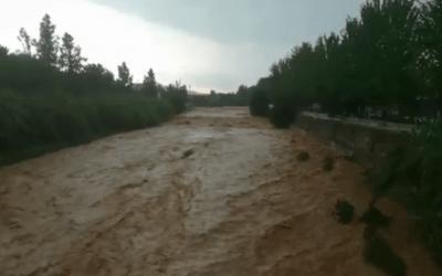 Protecció Civil demana precaució al Vallès Occidental i al Baix Llobregat per la pluja