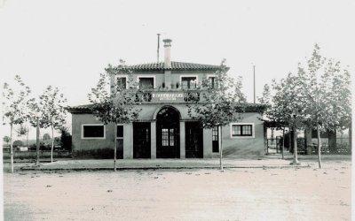 Quan dos habitatges eren l'estació de Bellaterra
