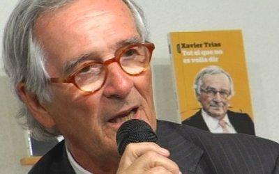 L'exconseller Xavier Trias serà el pròxim ponent del Fòrum Bellaterra