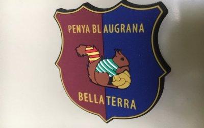 La Penya Blaugrana de Bellaterra arriba al seu 6è aniversari