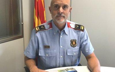 """Intendent Sánchez: """"Aquest any hem tingut un 20% menys de robatoris en domicilis a Bellaterra"""""""