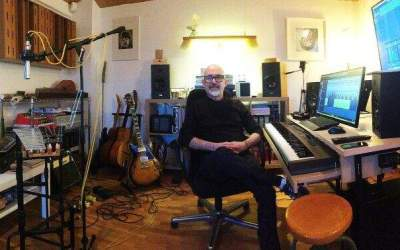 Manel Gil-Inglada, música de Cerdanyola amb destí a Hollywood