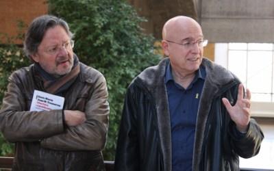 Tresserras i Marin presenten el llibre 'Obertura Republicana' a Bellaterra