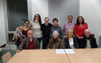 La Universitat de la Pau premia Javier Giraldo i Pep Ribera