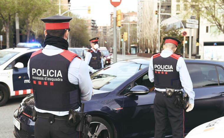 Mossos d'Esquadra aturaran als conductors per esbrinar els motius dels seus desplaçaments