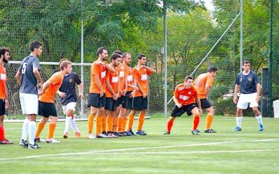 Nervis i tensions en la nova categoria del Bellaterra FC