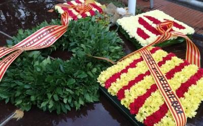Bellaterra celebrarà l'ofrena floral de l'11-S tot i la COVID