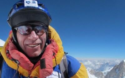 El primer català en pujar a l'Everest explicarà la seva experiència a la UAB