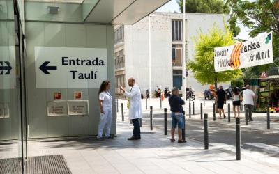 L'Hospital Parc Taulí de Sabadell permetrà donar sang tots els dimarts