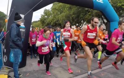 Més de mil inscrits a la Cursa Solidària de la UAB per la Marató de TV3