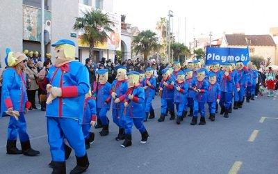Els carrers que es tallaran per la rua de Carnaval