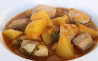 Marmitako, un estofat de peix tradicional basc