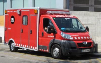 Investiguen un home per robar una ambulància a Bellaterra