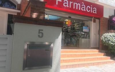Nou servei a domicili de la Farmàcia de Bellaterra