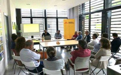 Executiva oberta d'ERC a Bellaterra