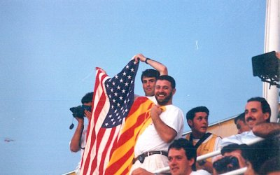 Bellaterrencs a les Olimpíadesde Barcelona 1992