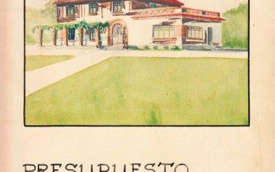 Avantguardista disseny de la casaÁbalo a Bellaterra