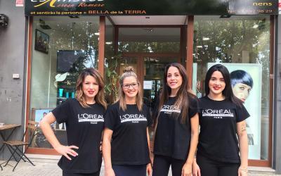 Vine i posa't 'guapa' a la perruqueria de Bellaterra