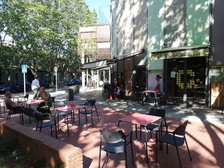 El Bar del Club Bellaterra ha tornat a obrir portes aquest dimecres 27 de maig | CEDIDA