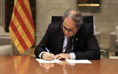 """La Generalitat posa fi a la fase 3 i inicia """"l'etapa de represa"""" amb regulació pròpia"""