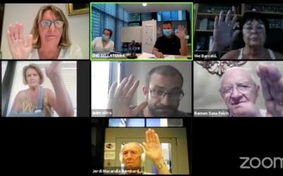 Actuacions durant la pandèmia i propostes de millora centren el primer Ple telemàtic de l'EMD