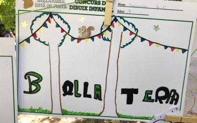 [FOTOS] Els dibuixos de com ha estat la Festa Major segons els més petits
