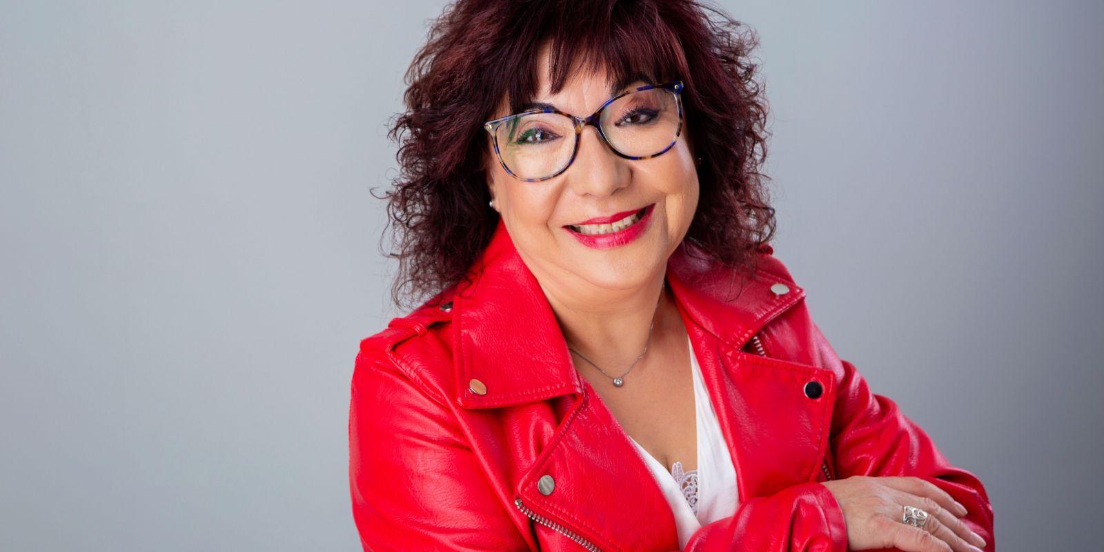 Marian Navarro en la fotografia de campanya del PSC | PSC