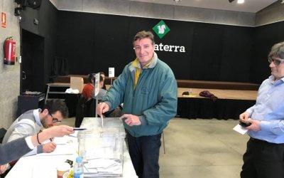 2.104 persones podran votar a Bellaterra si finalment les eleccions són el 14 de febrer