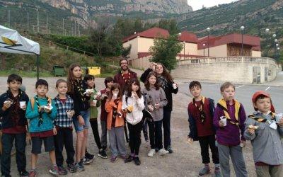 [FOTOS] Les imatges de la 27a Caminada Popular Bellaterra-Montserrat