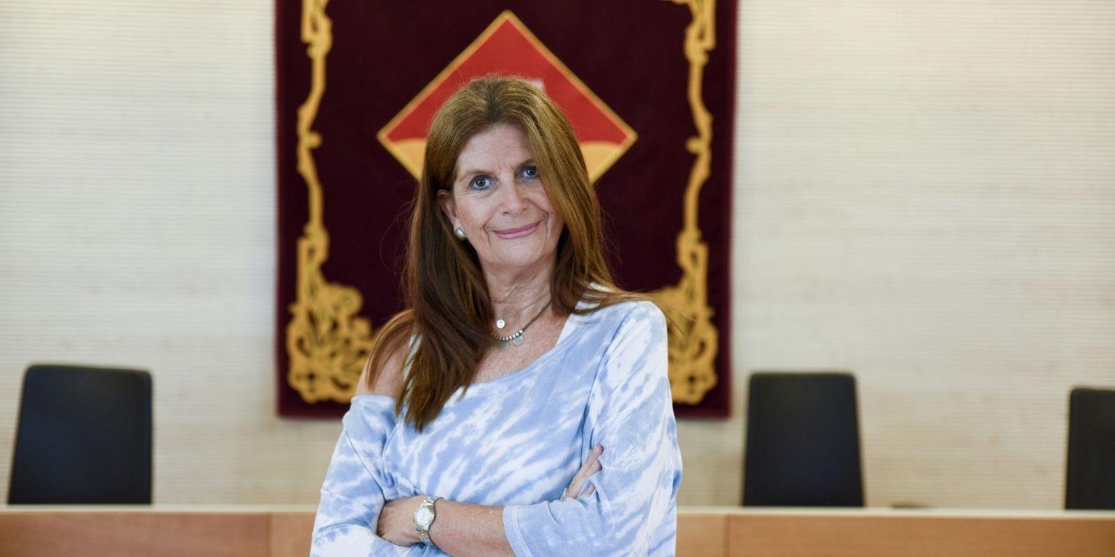 Susana Herrada, vocal de Cultura a l'EMD de Valldoreix | Bernat Millet / TOT Sant Cugat