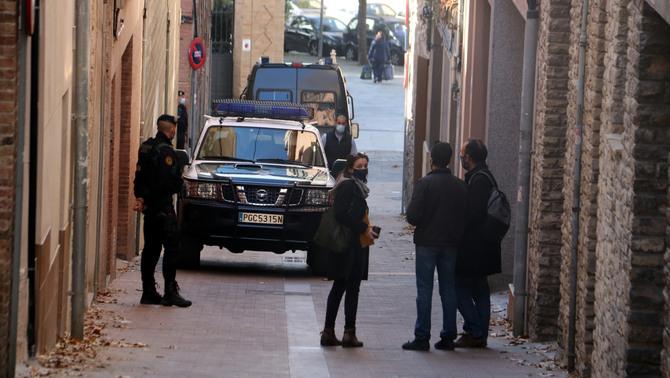 Detenen empresaris i personalitats vallesanes investigant el finançament del Procés