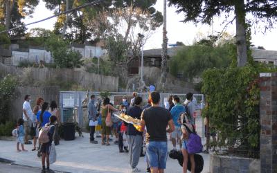 Les escoles a Bellaterra, amb vora 300 confinats