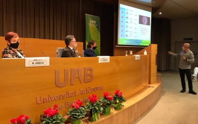 L'Autònoma obre el curs amb una lliçó sobre la pandèmia de Joaquim Segalés