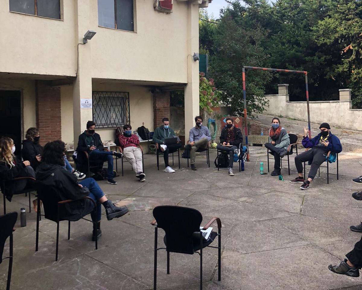Una reunió del Grup Escolta Bellaterra | GEB