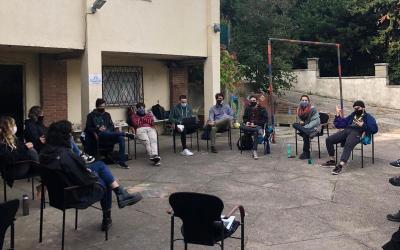 """El Grup Escolta o """"Cau"""" de Bellaterra es presenta un any més"""