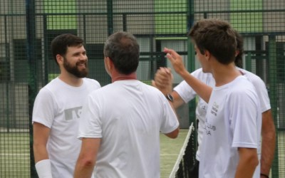 Últimes  places per la tretzena edició de la Lliga d'Hivern de Pàdel