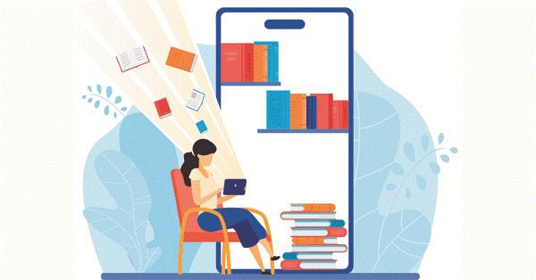 Cartell dels clubs de lectura virtuals | Diputació de Barcelona