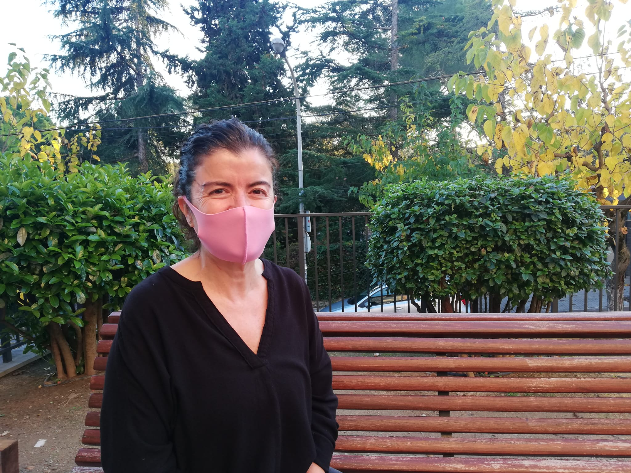Montse Roig, directora d'El Musical | Toni Alfaro