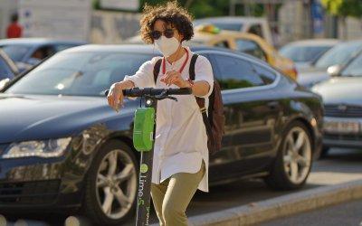 Els patinets elèctrics i segways hauran de circular a un màxim de 25 km/h