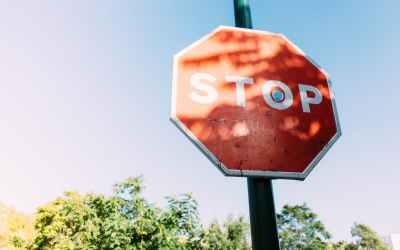 """L'EMD col·locarà 4 senyals de """"Stop"""" al Camí Antic de Sant Cugat"""