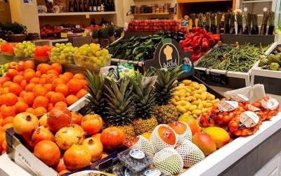 Compra on-line a la fruiteria Los Monteros de Sant Cugat